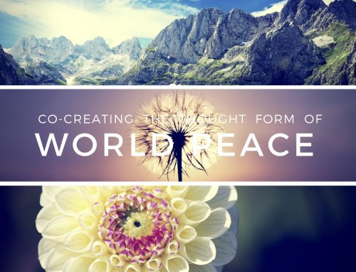 Co-creating the Thought Form of World Peace